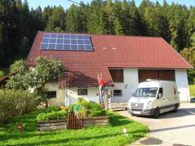 Familie Butter, 5,04kWp